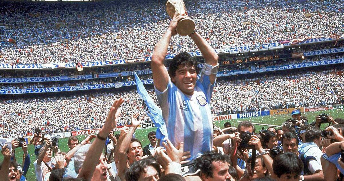 Diego Maradona Passes Away at 60 in 2020